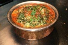 Chicken tikka masala Sangam restaurant