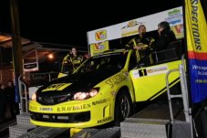 Gold Rush Rally Ceremonial Start Whitianga 2014
