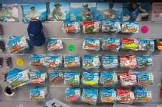Soft baits at Longshore Marine Whitianga