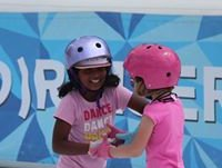 Ice Skate Tour Whitianga kids school holiday activities