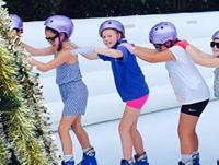 Ice Skate Tour Whitianga school holiday fun