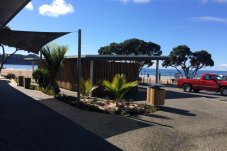 Hotwater Beach toilets Coromanel Peninsula Bay Project Services Ltd