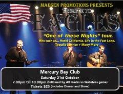 Eagles tribute show