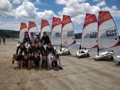 Mercury Bay Holiday Sailing Camp