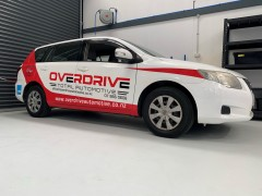 Overdrive Total Automotive