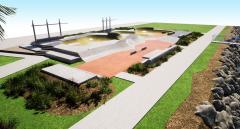 Mercury Bay Skatepark Trust Concept Plans 2020