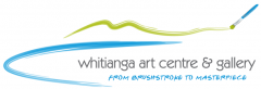 Art Exhibition Te Powhiri Paintings Whitianga