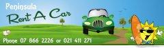 Peninsula Rent A Car and Car, Van, Truck Hire Whitianga