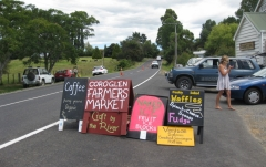 Every Sunday Coroglen Markets Near Whitianga