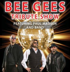 Bee Gees Tribute Show Mercury Bay Club