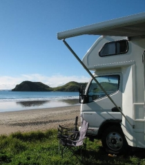 Coastal Campers - Motorhome Hire Whitianga