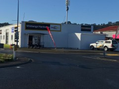 Whitianga Hardware - on the roundabout Joan Gaskell Drive