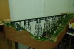 Railway Overpass Mercury Bay Model Railway Club- model making club Whitianga