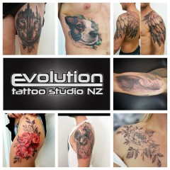 Evolution Tattoo Studio NZ