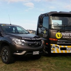 A1 Whitianga Towing & Transport Ltd