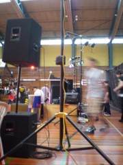 Hire sound and lighting equipment Whitianga Diode Electrical Services Ltd