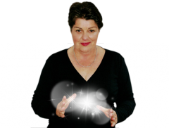 Verna Carr Spiritual healer, channel, keynote speaker in Whitianga