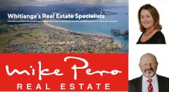 Mike Pero Real Estate Whitianga Robyn Beard and Gary Davey