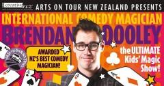 Brendan Dooley Magician