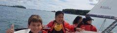 Volvo Sailing - Summer Holiday Programme