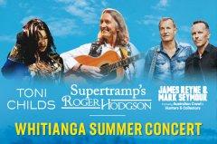 Whitianga Summer Concert 2019