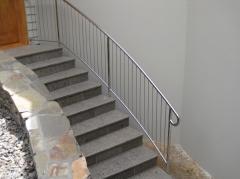 Stainless Handrail by Mccarten Engineering Whitianga