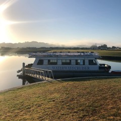 The Floating Fig - at Whitianga Waterways