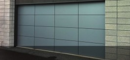 Architecture Aluminium Composite Garage Door by Doors 2000 Coromandel