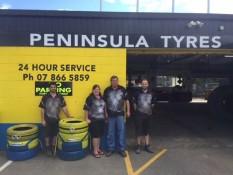Peninsula Tyres Ltd