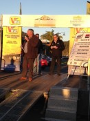 Goldrush Rally ceremonial start Whitianga