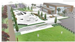 Mercury Bay Skatepark Trust - concept plans for new skatepark Taylor's Mistake Whitianga
