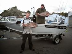 Soft Bait Slow Jig Fishing Competition Mercury Bay Game Fishing Club