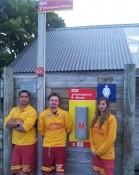 emergency phone hot water beach surf life saving club near whitianga
