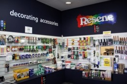 Resene paint stockists Fagans Whitianga