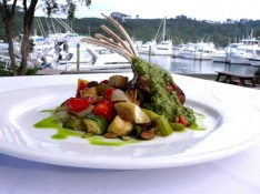 Salt Restaurant and Bar Menu dining by the Whitianga Marina
