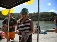 Kids Fishing Competition Whitianga 2013