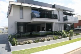 Residential Build by Ohlson and Whitelaw builders Ltd Whitianga