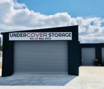 UnderCover Storage secure storage in central Whitianga, Coromandel Peninsula storage facility