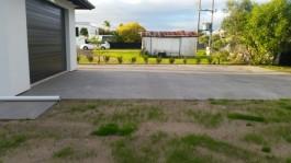 Concrete driveway Whitianga Concrete Ltd