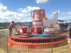 Fun family rides at Mercury Bay Seaside Carnival