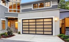 Carswell Construction - Garador VDL Designer Garage Doors
