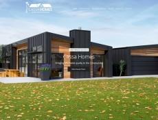Cassa Homes Website