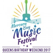 Mercury Bay Musics Festival June 2017 Queens Birthday Weekend Whitianga