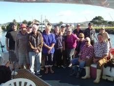 Mercury Bay game fishing club whitianga members