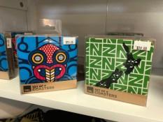 nz kiwiana coasters Civic Style Homeware and gifts Whitianga
