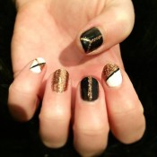 Nail art by Lisa Hogg Whitianga
