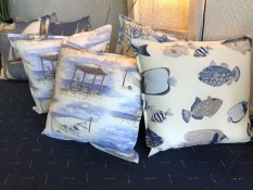 Civic Style Homeware and gifts Whitianga cushion designs