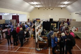 Whitianga Art and Craft Fair hosted by the Mercury Bay Art Escape Trust