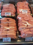 Homemade Sausages Whitianga Butchery