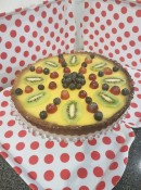 Summer fruit tart The French Fig - Wedding & Function Catering Whitianga